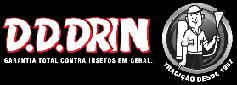 Dedetizadora DDRin Logo